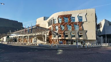 Holyrood: Miss M met with the First Minister.
