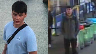 Missing: Rufus Brickell was last seen on Saturday.