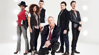 Simple Minds: The band have sold more than 70 million records.