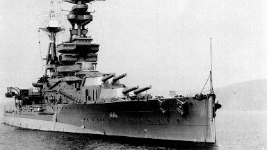 HMS Royal Oak: The ship was torpedoed during World War Two.