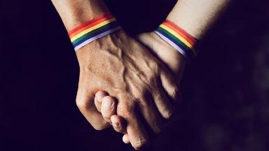 Gay pardons: New law in Scotland.