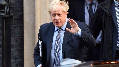 Boris Johnson: Time to 'achieve resolution' on Brexit.