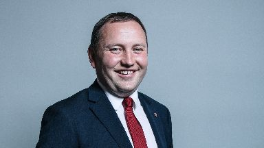 Ian Murray: He was Labour's sole Scottish MP for two years.