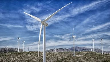 Wind farm: Up to 73 jobs could go.