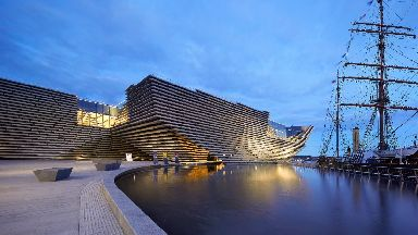 Dundee: The museum will host a robot exhibition.