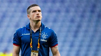 Ryan Kent starts for Rangers in Portugal