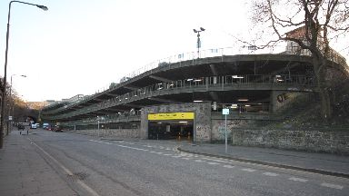 Brutalist: Car park has been given B-listed status.