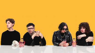 The Vegan Leather: The band won Best Live Act.