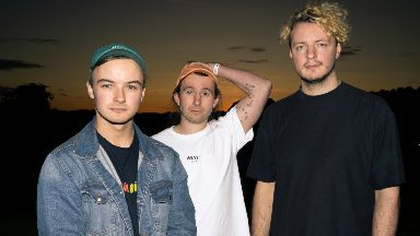 VanIves: The band won Best Newcomer.