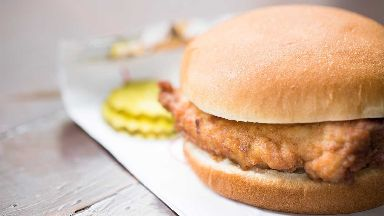 Chicken: Samuel Truett Cathy founded the fast-food chain in 1946.