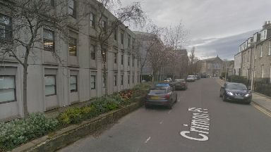 Aberdeen: Police are investigating a 'suspected security breach'.