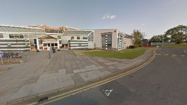 It was reported a man was raped near Ainslie Park Leisure Centre.