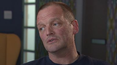 Recovering addict Gary Kelly said Phoenix Futures saved his life.