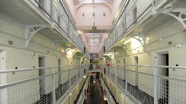 Prison: Four men have been found dead in Scottish jails.