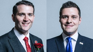 Allegation: Paul Sweeney and Ross Thomson.