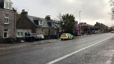 Aberdeen: A 26-year-old has been arrested.