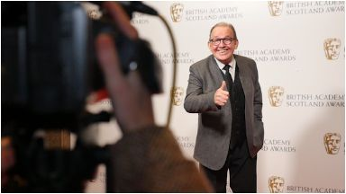 Ford Kiernan and Still Game won one of the night's top gongs.