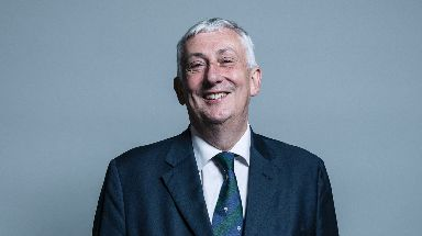 Speaker: Hoyle defeated fellow Labour MP Chris Bryant.