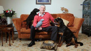 Sir Lindsay Hoyle: New Speaker is an animal lover.