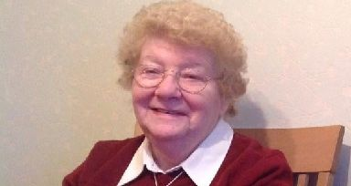 Grandmother: Sheila Whitehead fell to her death.