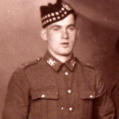 Bert Petrie served alongside Jimmy.