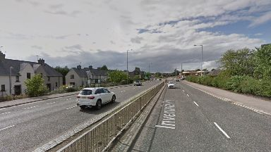 Aberdeen: The incident happened on Inverurie Road.