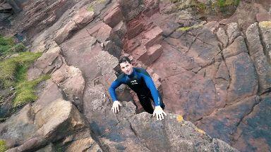 Lee says he is always well prepared before jumping.