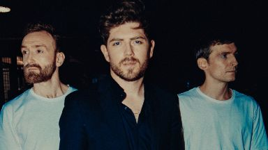 Rockers: Twin Atlantic will perform at this year's Specsavers Scottish Music Awards.