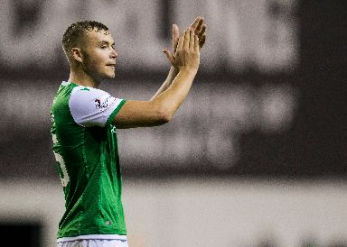 Porteous: Called up to Scotland squad.