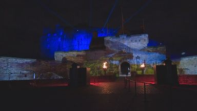 Edinburgh Castle: The iconic landmark's history will be brought to life.