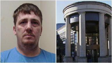 James Kerr: Raped three children.