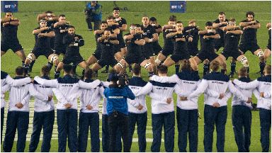 Repeat: Scotland will face New Zealand again at Murrayfield in 2020.