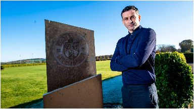 Move: Ross is Hibs' new head coach after leaving Sunderland.