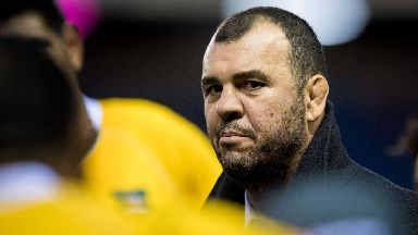 Michael Cheika: Left Australia job after the World Cup.