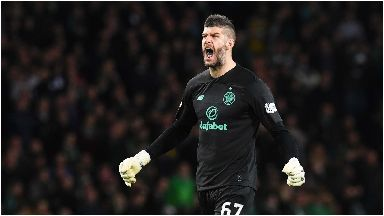 Loan: Forster is on loan at Celtic from Southampton.