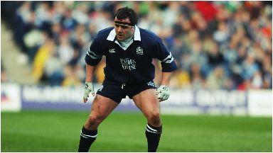 Tom Smith: Former Scotland captain diagnosed with cancer.