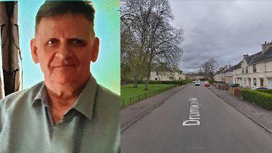 Missing: Harry Nicol was last seen on Thursday morning.