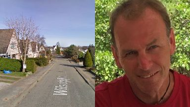 Body found: David Strachan went missing from Wilson Road