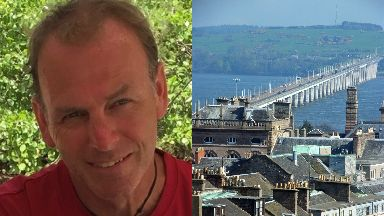 Missing: David Strachan was last seen on Tuesday.
