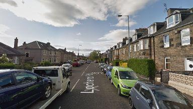Edinburgh: Police raided a property in Lochend Road.