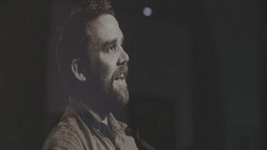 Tribute: Frightened Rabbit frontman Scott Hutchison.