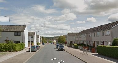 Oldtown Road in Inverness
