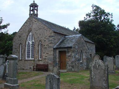 Old church: St Anne's