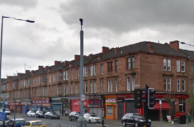 Paisley Road West: Man attacked on street.