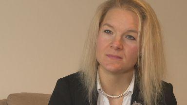 Hopeful: Dr Sandra Engstrom was diagnosed more than a decade ago.