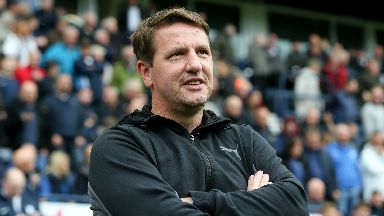 Boss: Daniel Stendel is taking the reins at Heart of Midlothian