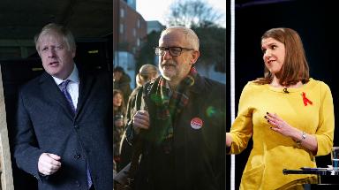 Leaders: All three main UK parties promising Scottish investment.