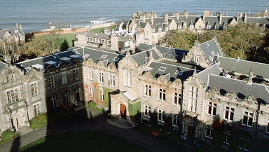 St Andrews University: Students at St Andrews University have raised thousands for charity.