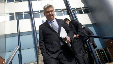 Peter Lawwell: disappointed by appeal decision