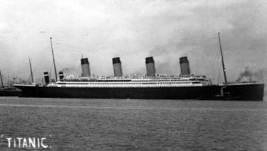 Titanic: Julian Fellowes has penned a four-part mini-series.